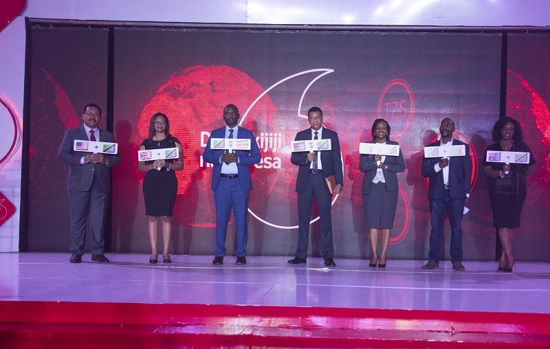 Vodacom's Tanzania M-Pesa
