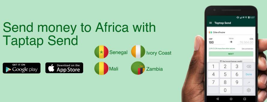 fastest way to send money to zambia