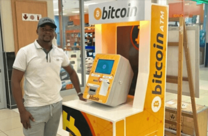 bitcoin money transfers to Africa