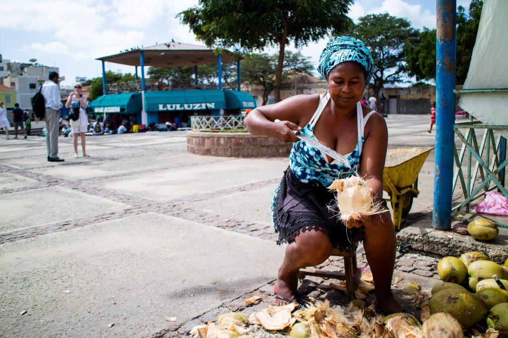 how to send money to Cape Verde
