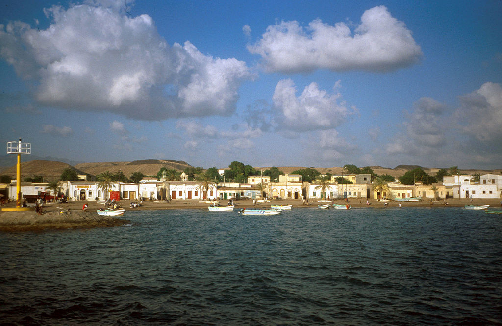 best money transfer services to Djibouti