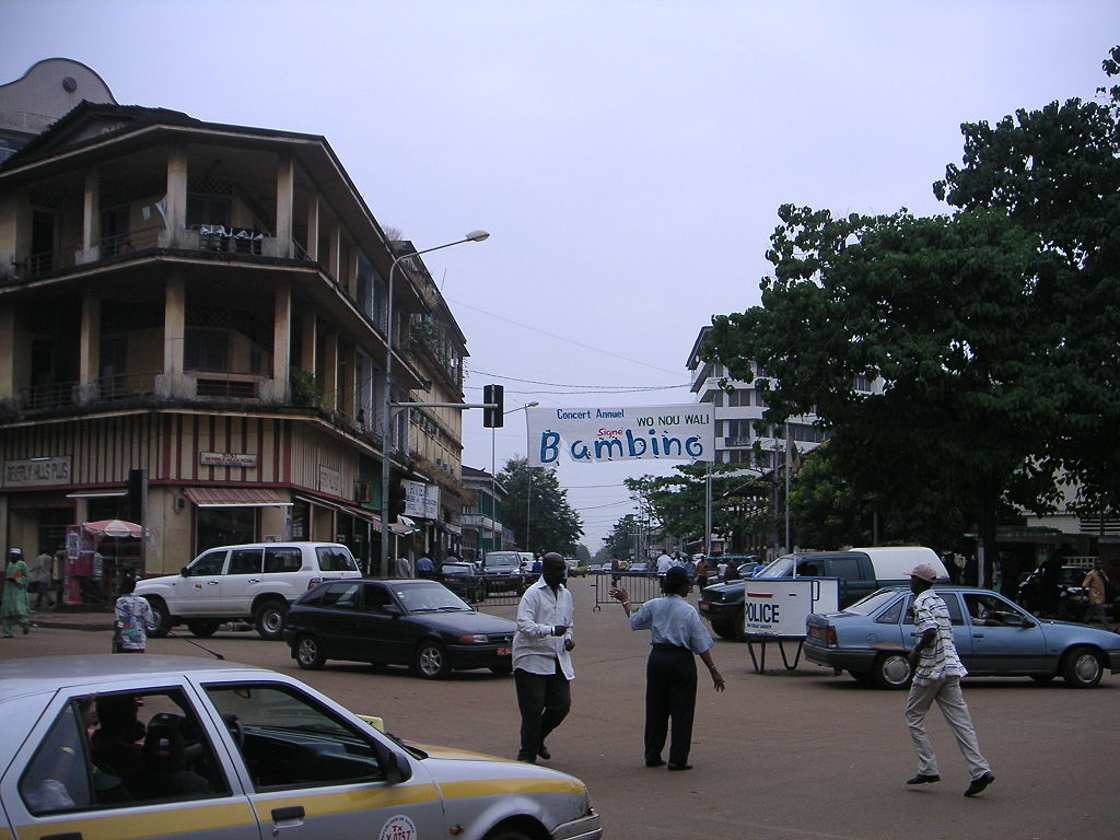 best money transfer services to guinea