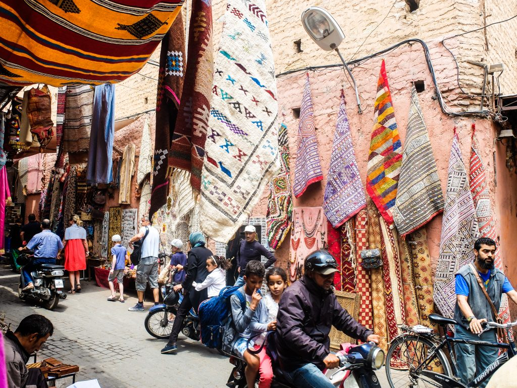 best ways to send money to Morocco compared